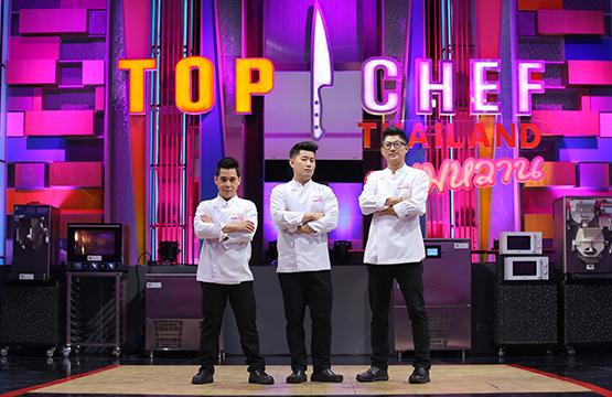 """รอบรองชนะเลิศ """"Top Chef Thailand ขนมหวาน""""   """"3สุดยอดเชฟขนมหวาน"""" โชว์ฝีมือหมดหน้าตัก!!"""