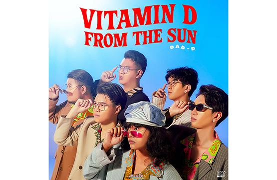'Vitamin D from The Sun' น้องใหม่มาแรง  สนามหลวงมิวสิกมั่นใจปล่อยอีพี 4 เพลงรวด