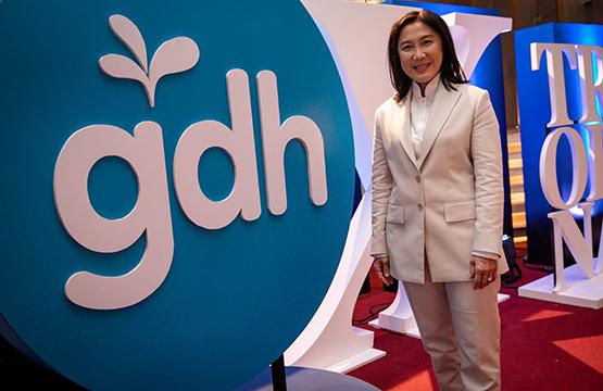 """จีดีเอช จัดงาน """"GDH Xtraordinary 2021 LINEUP"""" เปิดตัว 5 โปรเจกต์ใหม่ 5 ผู้กำกับชื่อดัง รวมดาราดังมากมาย"""
