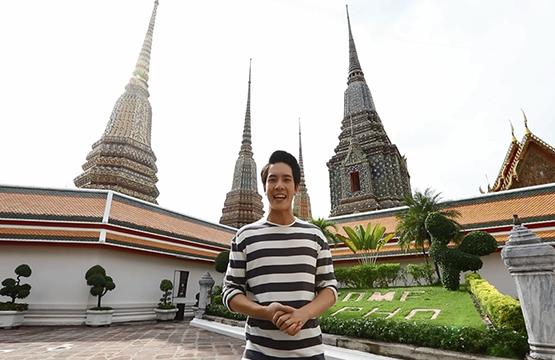 """""""วิคเตอร์"""" จัดเต็มเกร็ดน่ารู้ """"ท่าเตียน-พลับพลาไชย""""   ในรายการ """"ไทยทึ่ง เรื่องเด็ดเกร็ดเมืองไทย"""""""